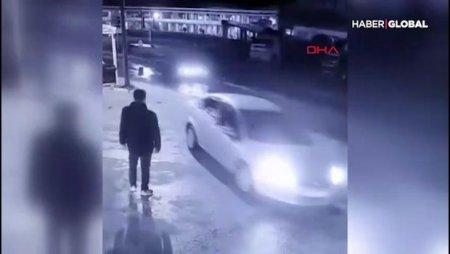 İş adamını ağır yaralamış cinayətkar dəstə üzvləri ələ keçdi - ANBAAN VİDEO
