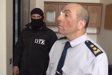 DTX generalı belə saxlayıb - VİDEO