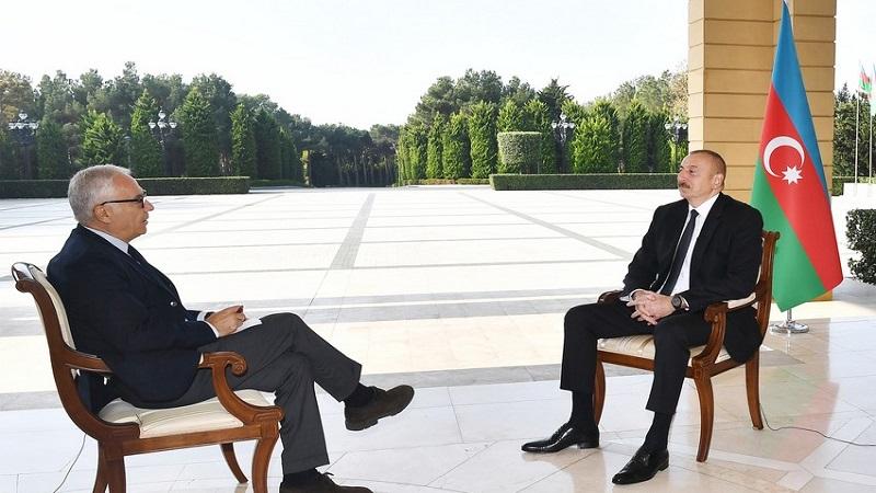 """Prezident İtaliyanın """"La Republica"""" qəzetinə müsahibə verdi"""