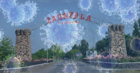 """Zaqatalada COVID-19-u """"məhv edən"""" icra başçısı koronavirusa yoluxdu - VİDEO"""