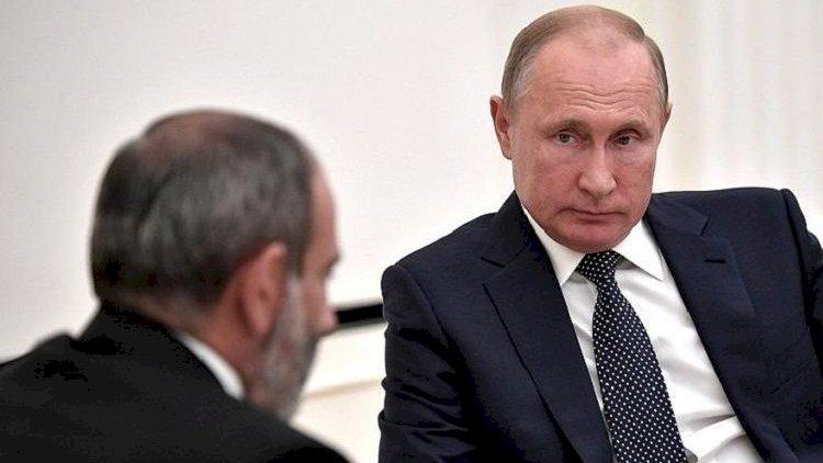 Yerevanla Moskva arasında yeni Qarabağ müzakirəsi - Paşinyan bir saatda iki dəfə Putinə zəng edib
