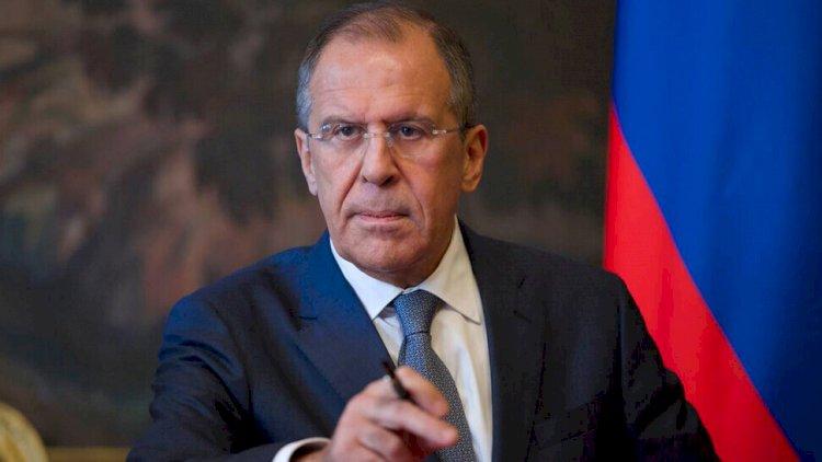 """Lavrov: """"Bu, bizim prinsipial mövqeyimizdir"""""""