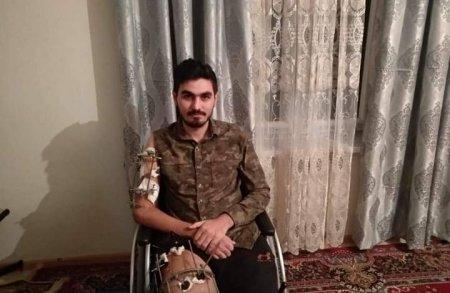 """""""Müalicəmə baxan yoxdur, yalnız ailəm edir"""" - Yaralı Qazimizi bezdirirlər..."""