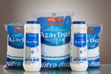 """""""Azərsun"""" kanalizasiya suyu axıdılan göldən duz çıxardır – İTTİHAM"""