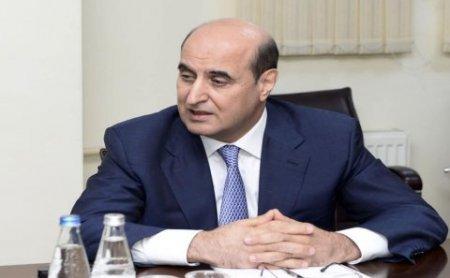"""""""Cənab Aslanov qüsl edib təmizlənəcək"""" - Dünənki çıxışdan sonra"""
