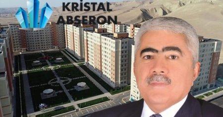 """""""Kristal Abşeron""""un """"Qobupark"""" bataqlığı - Ağalar Vəliyevin şirkətindən ŞİKAYƏT"""