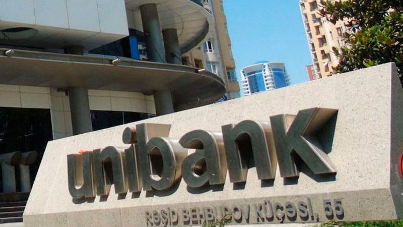 """""""UniBank""""ın mənfəəti 64 faiz azalıb - RƏQƏMLƏR"""