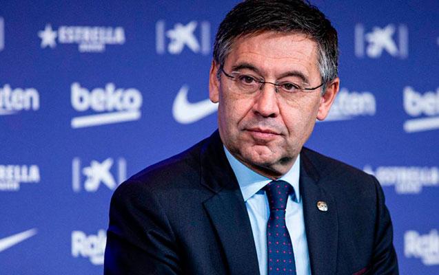 """""""Barselona""""nın son prezidenti saxlanıldı"""