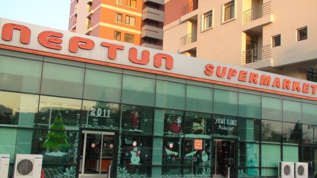 """Alıcılar  """"Neptun Market""""i  Allaha həvalə edir- Vergi Xidməti marketdə baş verənləri görmür ?"""