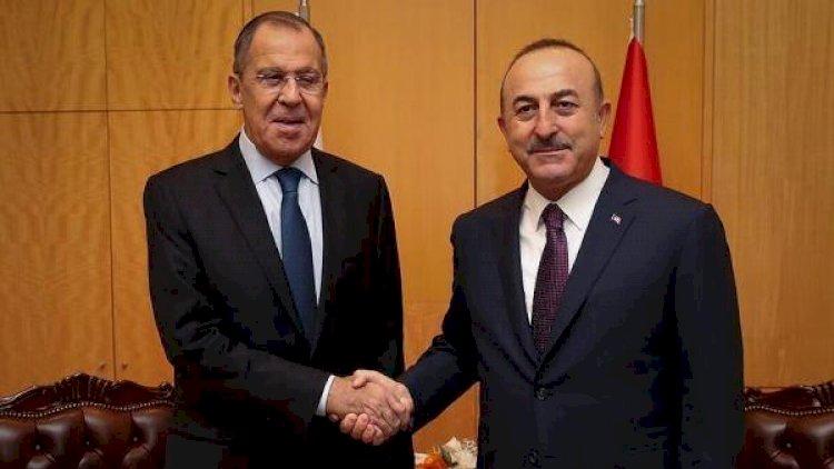 Sabah Lavrovla Çavuşoğlu görüşəcək