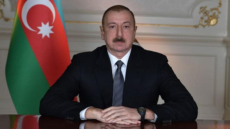Prezident Macarıstanın xarici işlər və ticarət nazirini qəbul etdi