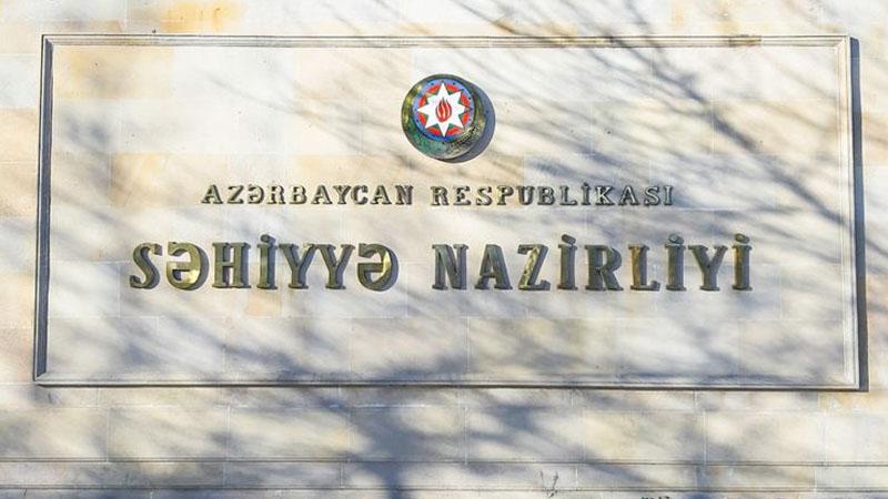 Səhiyyə Nazirliyi 54 milyon manatlıq müqavilələr bağladı