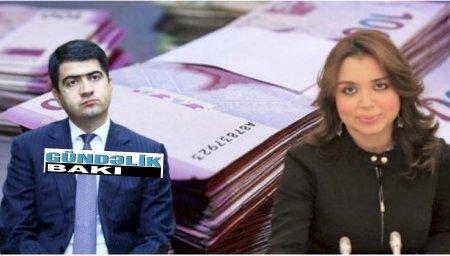 İcra başçısı Seymur Orucovun biznesmen xanımının 115 min manatlıq  qaz borcu -  Bağça  müdirəsi  necə biznesmen olur ?