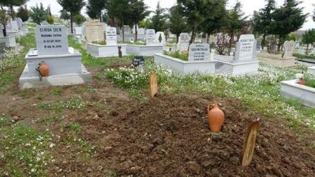 Dəfn etdikləri ataları sağ çıxdı - FOTO