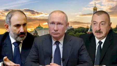 Putinin Paşinyanla görüşdən sonra Əliyevə zəng vurmasının səbəbi - Qarabağ ətrafında nə baş verir?