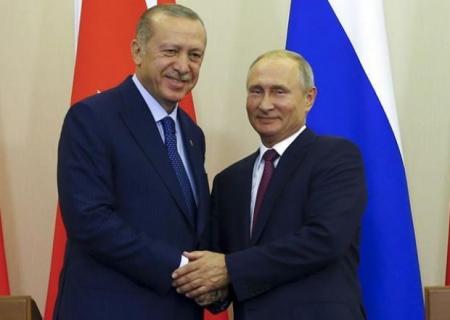 Putin və Ərdoğan Dağlıq Qarabağı müzakirə ediblər