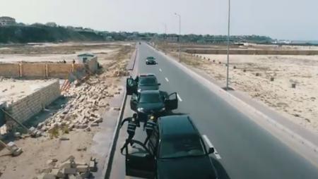 """""""Bandotdel""""in keçirdiyi əməliyyatın real görüntüləri - VİDEO"""