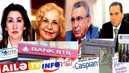 """Mehdiyevlərin biznes imperiyası """"çat verir"""" - """"Baku Steel Company""""dən sonra """"Bank BTB""""də əldən çıxa bilər"""