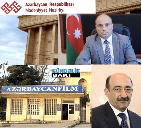 """""""Azərbaycanfilm""""in ərazisi  kimlərə icarəyə verilib ?- Pullar kimlərin cibinə gedir?"""
