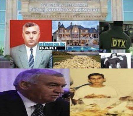 Füzulinin icra başçısı Alı Alıyev necə MAYOR oldu ?- Onun oğlu Elvin Alıyev  niyə rəis müavinliyindən çıxarıldı ?
