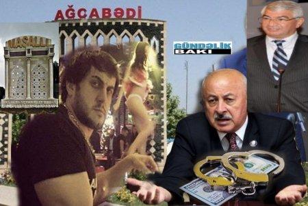 """Masallının qohum icra başçıları...- Rafil Hüseynov və Şahin Məmmədovun """"işbirliyi""""."""