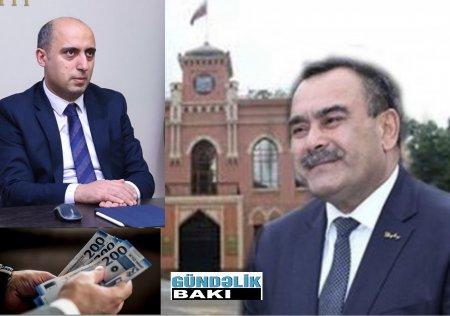 ADAU-nun rektoru İbrahim Cəfərov necə professor, rektor oldu?
