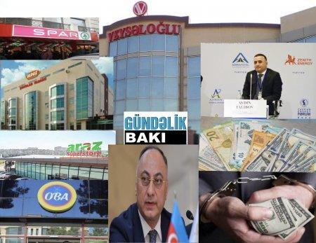 """""""Veysəloğlu""""nun   marketlərində  DOLLAR  xırdalayırlar ?- Şirkəti  MÜDDƏTİ KEÇƏN məhsullara görə məhkəməyə verdilər."""