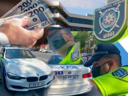 99-YP-363 nömrəli Yol Polisi Nahid Bağırov sürücüləri BEZDİRİB...- Nahid  kimə ''AYLIQ'' çatdırır ?