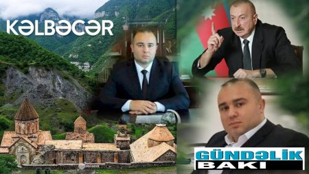 """Kəlbəcərin  """"mantyor""""  icra başçıları- Bəs  sən nəyin uğrunda vuruşmusan, Azər  Qocayev ?"""