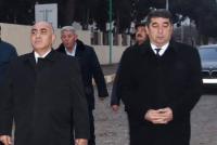 """Həbsdən çıxmış jurnalist Ağstafanın keçmiş icra başçısının """"içəri""""dəki kefindən yazdı"""
