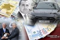 """""""Akabe-İnşaat""""ın direktoru Vüqar Cəfərovun oğlunun törətdiyi qəza - 48 mini kim ödəyəcək?"""