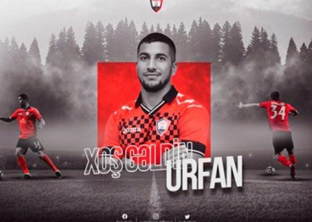"""""""Qəbələ"""" ilk transferini açıqladı"""
