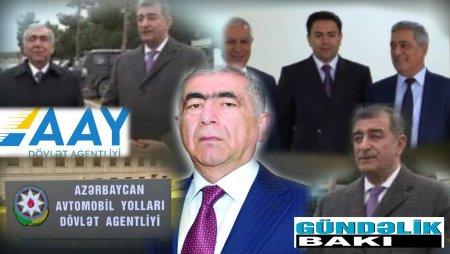 AAYDA-nın sədr müavini Hüsnü Quliyevin KİNO kimi karyerası...-  Əmtəəşünas yol mütəxəssisi...