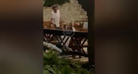 Rusiyalı turistlər güllələndi - ANBAAN VİDEO