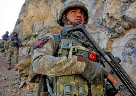 Türkiyə ordusu terrorçuları MƏHV ETDİ