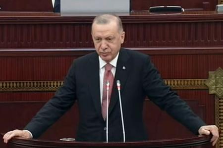 """Ərdoğandan Gürcüstana mesaj: """"Zəngəzur dəhlizinə qoşul"""""""