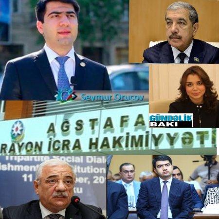 Ağstafanın yeni icra başçısı Seymur Orucovun OLİQARXİYASI...- HƏBS olunan başçılar dərs olmadı ?