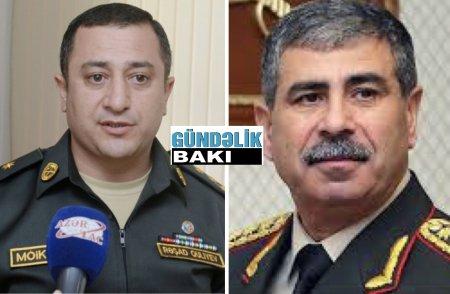 """Mərkəzi Ordu İdman Klubu, yoxsa  rüşvət yuvası ?- Rəşad Quliyevin  """"hərbi xidmət""""  biznesi..."""