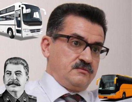 Avtobusa minməyən deputat ...- Azərbaycan Qızıl Aypara Cəmiyyətində yığılan ianələr  hara xərclənir ?