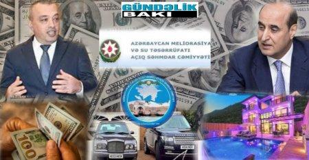 Rafiq Aslanov 39 ildir SU-dan doymur...-  ASC-nin yeni sədri Zaur Mikayılov hara baxır ?