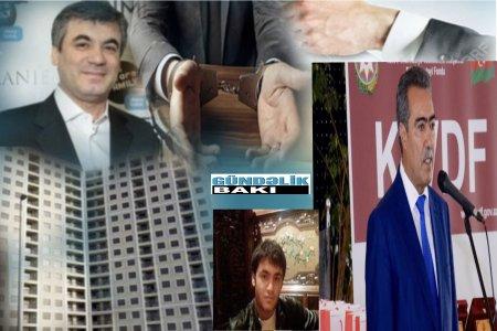 Jurnalistlərin binasını tikən Mehrac Babayev AXC-nin gizli pullarını götürüb  Moskvaya qaçıb-VİDEO