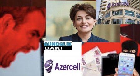 Azərcellin ŞOK FIRILDAQLARI...- Dünyada analoqu olmayan Azercell mobil operatoru