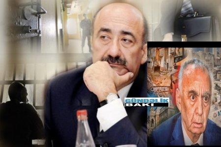"""Hacıbala Abutalıbov və Əbülfəz Qarayevin """"tula""""ları...- Rüşvət və korrupsiya  sistemində  """"tula""""ların rolu"""