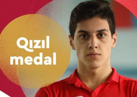 Azərbaycan 11-ci qızıl medalını QAZANDI