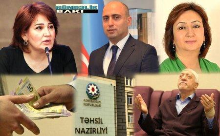 Azərbaycan təhsilinin  çadralı Məhəbbəti getdi...- Həcixanımdan sonra qohumu Mehriban Vəliyeva gəldi