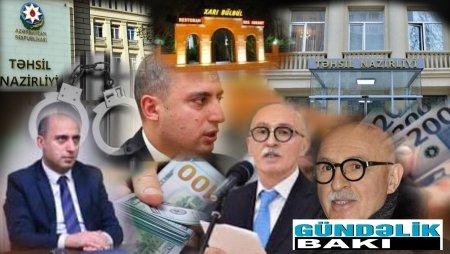 Təhsil Nazirinin müavini Firudin Qurbanovun Sloveniyada  biznesi- Qoca  nazir müavini torba tikməklə məşğuldur