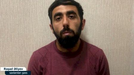 Qazinin pulunu və medalını oğurlayan şəxs tutuldu - Video