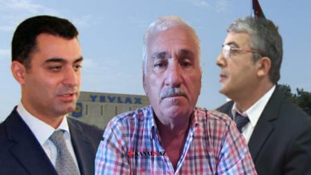 """Yevlaxda daha bir rüşvət qalmaqalı: """"İcra Hakimiyyəti 4 min 600 manat pulumu aldı"""" – ŞİKAYƏT (VİDEO)"""