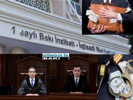 Bakı İnzibati Məhkəməsinin kommersant-hakimi Fərid Mədətli- Mütərcim, yoxsa, hakim ?