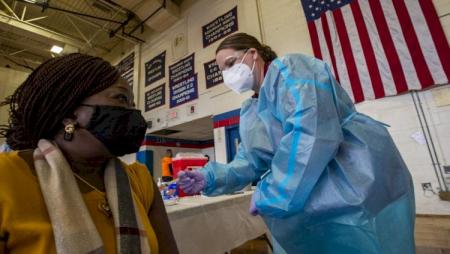 ABŞ-da 3-cü doz vaksinasiya prosesi başlayır